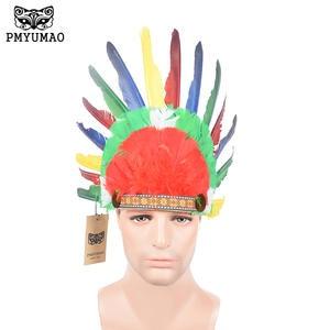 best indian feather headdress chief list
