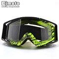 Motocross ATV Casco De Esquí Gafas de Lente Transparente Anteojos de La Motocicleta Gafas Off-road para Kawasaki z750 z800 z1000 YZF MT 07