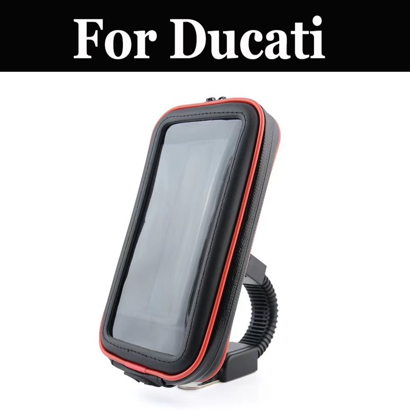 Mounts & Holder New Gps Motorcycle Bike Holder Waterproof Bag Bicycle Accessories For Ducati Monster 400 600 620 620ie 695 750 S 800s2r 900 1000 Ideal Gift For All Occasions Gps Stand