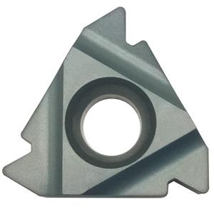Image 5 - 10 Chiếc 16ER 0.5/0.75/1/1. Năm 25/1. Năm 5/1.75/2/2.5/3/3.5 ISO LDA Carbide Chèn, CVD Lớp Phủ, Cắt Thép Và Thép Đúc Đặc Biệt Cung Cấp