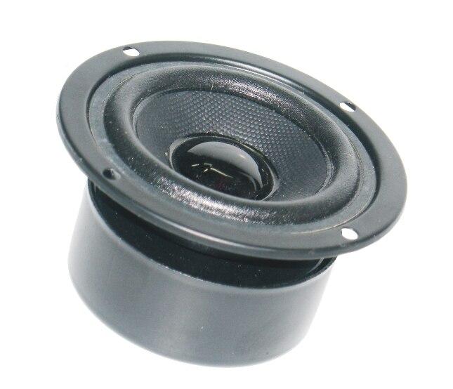 1pcs HI-FI series all frequency loudspeaker AV-3305F full-range magnetically shielded speakers 3 inch speaker 60W 4 ohm 1pcs magnetically shielded 3 inch full range speaker unit speaker av 3301f 60w 4 ohm for amplifier