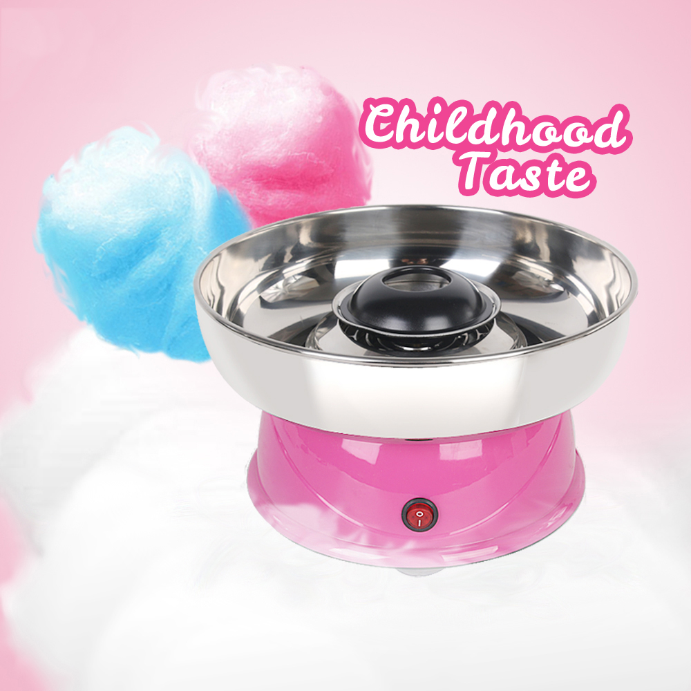 ITOP Electric Cotton Candy Maker Floss Machine Sugar  DIY Sweet Food Processors Kids Gift