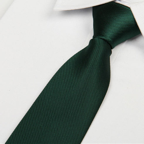 2014 neck ties 8 cm gentlemen's fashion casual gravata masculina lotes Classic Tie Solid Color Plain Silk Men's Necktie
