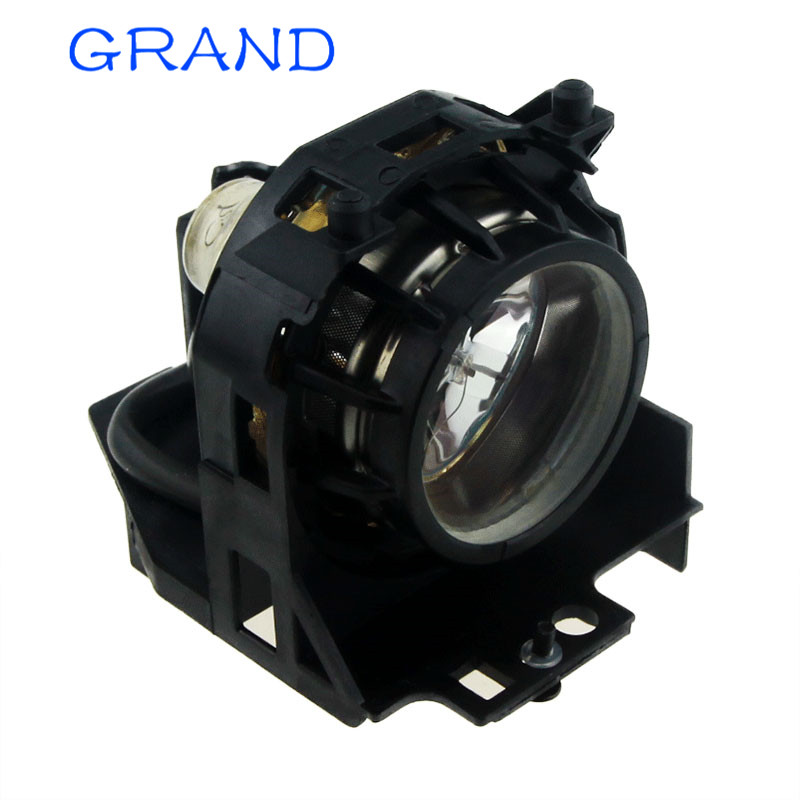 DT00581 Compatible Projector lamp with housing for HITACHI CP-S210 CP-S210F CP-S210T CP-S210W ,PJ-LC5 PJ-LC5W HAPPY BATE high quality dt00581 replacement lamp for hitachi cp s210 s210f s210t s210w pj lc5 lc5w projector bulb happybate