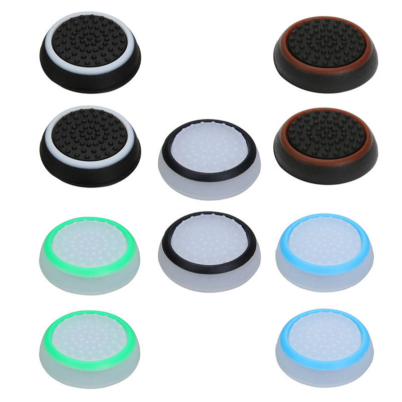 2Pcs Anti Skid Game Controller Joystick Button Caps for PS4/PS3/Xbox Game Controller Button Caps High Quality Game Accessories