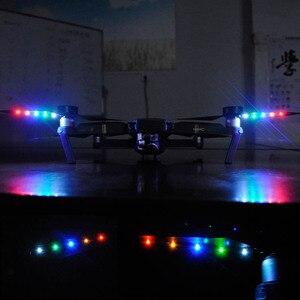 Image 5 - STARTRC Per DJI Mavic pro Platinum LED Flash 8331 eliche Eliche Per DJI Mavic Platino A Basso Rumore a Sgancio Rapido drone