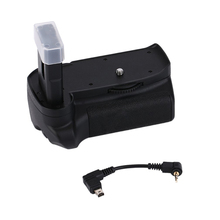New Arrival Replacment digicam Battery Grip Black BG-2F Vertical DSLR Battery Grip Holder for Nikon D3100 D3200 D3300