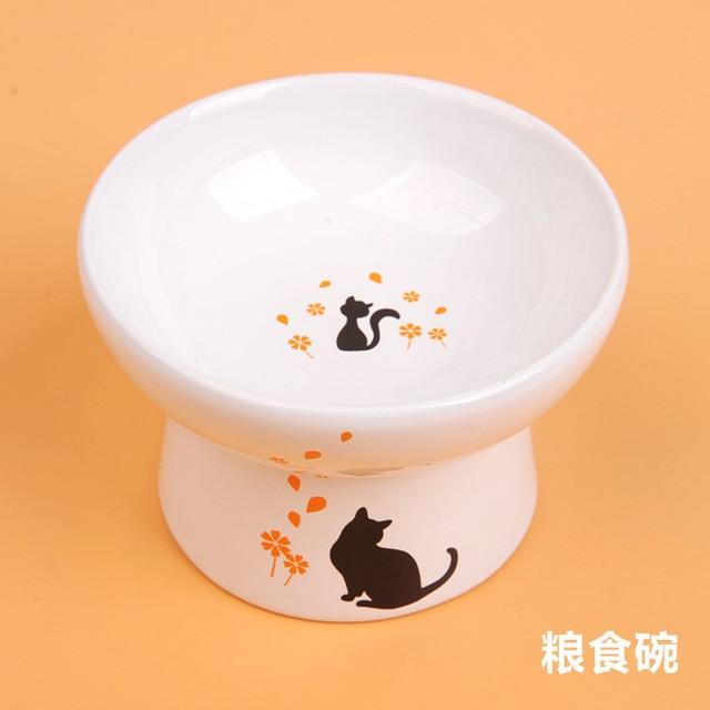 Ceramic High Base Bowl  5