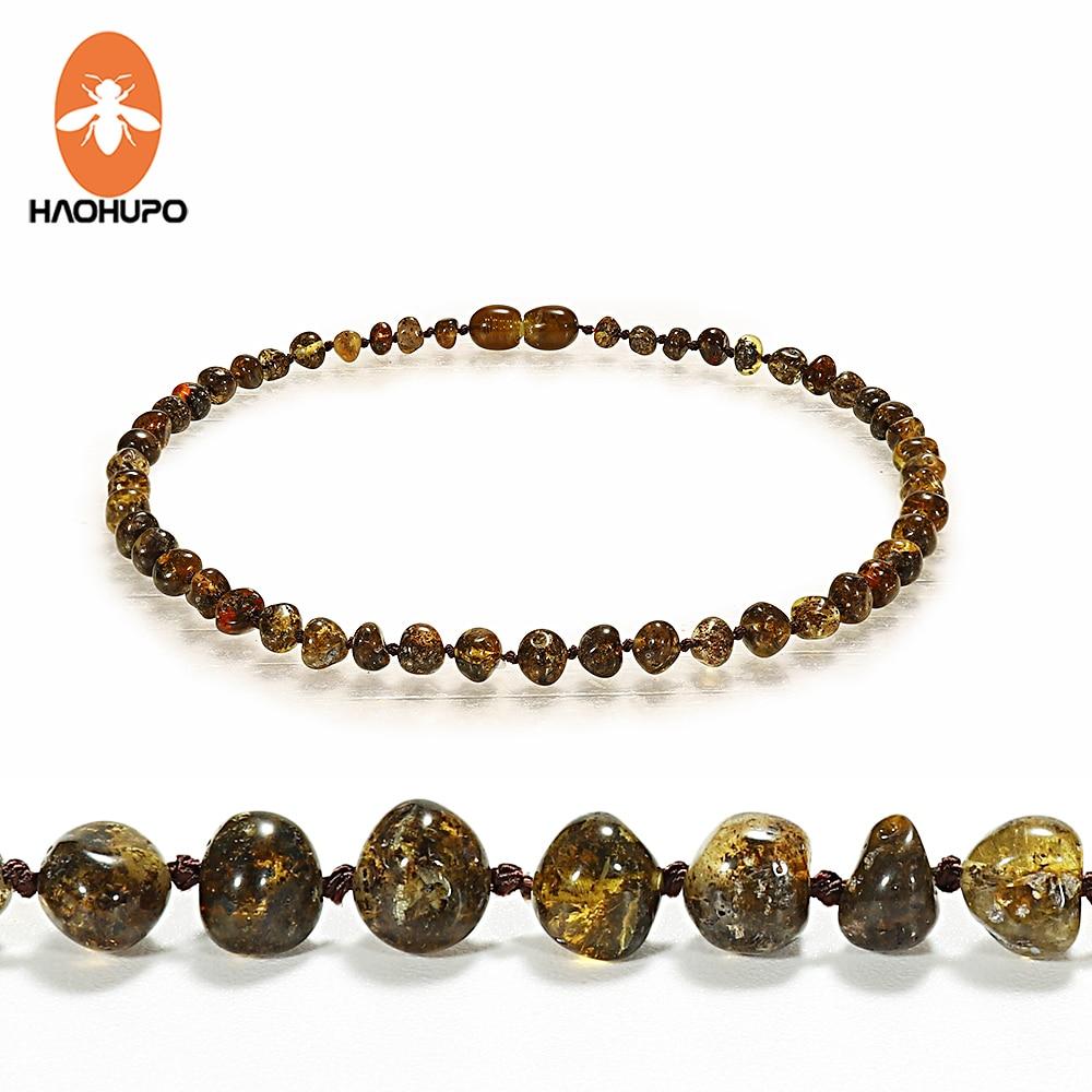 collier d'ambre pour femme