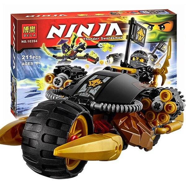 Bela Ninjagoes Blaster Bike Ghost Dragon Building Block Set Cole Ghost Warrior Cowler Minifigures Toy font