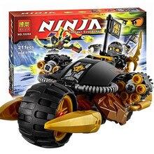 Bela Ninjagoes Blaster Bike Ghost Dragon Building Block Set Cole Ghost Warrior Cowler Minifigures Toy legoe