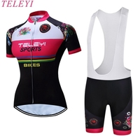 Newest Pro Cycling Jersey COOL Quick Dry Womens Bicycle Clothing Team Mtb Summer Bike Shirts Jacket