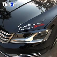 Автомобильные наклейки отражающие лампы для бровей, захватывающий спортивный стиль для Chevrolet Cruze Aveo Captiva Lacetti TRAX Sail Epica