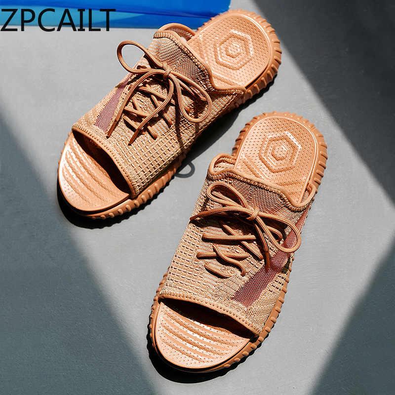 แฟชั่น Breathable Men Casual รองเท้า Leisure Chaussures รองเท้าผ้าใบชายฤดูร้อน Zapatillas Deportivas Hombre