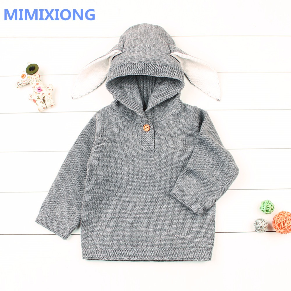 Aliexpress.com : Buy Spring Autumn Baby Rabbit Sweaters Free ...