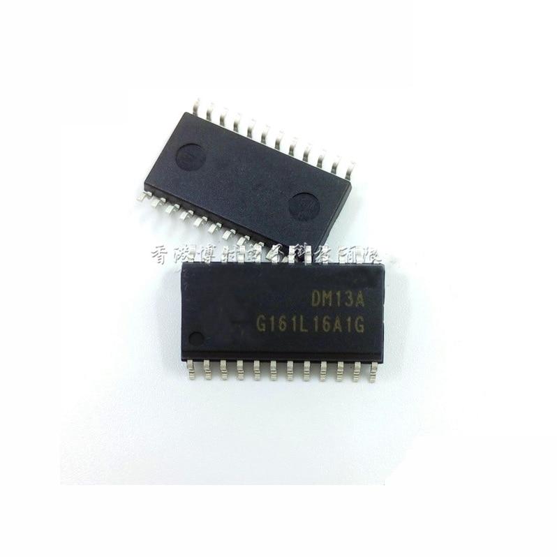 1PCS  DM13A DM13  SSOP-24 IC.  Pitch 1.0MM LED Display Driver Chip