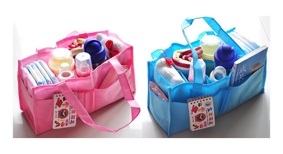 New Baby Boy Insulation Diaper Bags Waterproof Portable Mummy Bag Liner Stroller Organiser