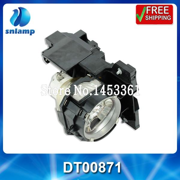 ФОТО Cheap compatible projector lamp bulb DT00871 for CP-X615 CP-X705 CP-X807 CP-X809 CP-X615 CP-X705 CP-X807 HCP-7100X HCP-7600X...