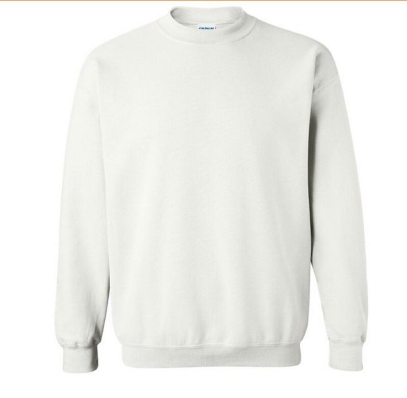 Sweatshirt 2019 Modis Fall And Winter Hoody Round Neck Pullover Blank Solid Color Men's Sweatshir Sudadera Hombre Hoodie Men 00