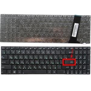 Image 3 - GZEELE Russian RU Keyboard for ASUS N56 N56V N76 N76V N76VB N56DY N76VJ N76VM N76VZ U500VZ N56VV N56VZ U500VZ U500 U500V black