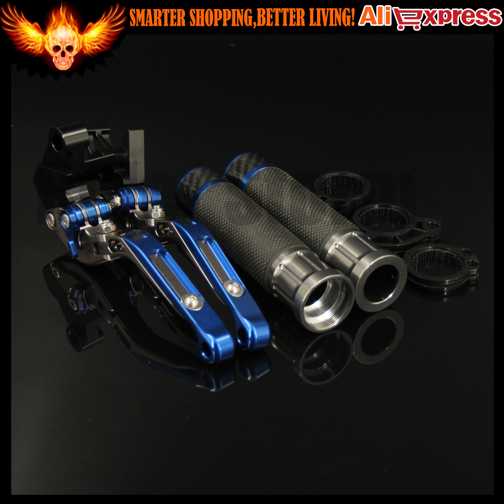 For Honda CBR600RR 2007 2008 2009 2010 2011 2012 2013 2014 2015 2016 CNC Motorcycle Brake Clutch Levers and Handlebar Hand Grips
