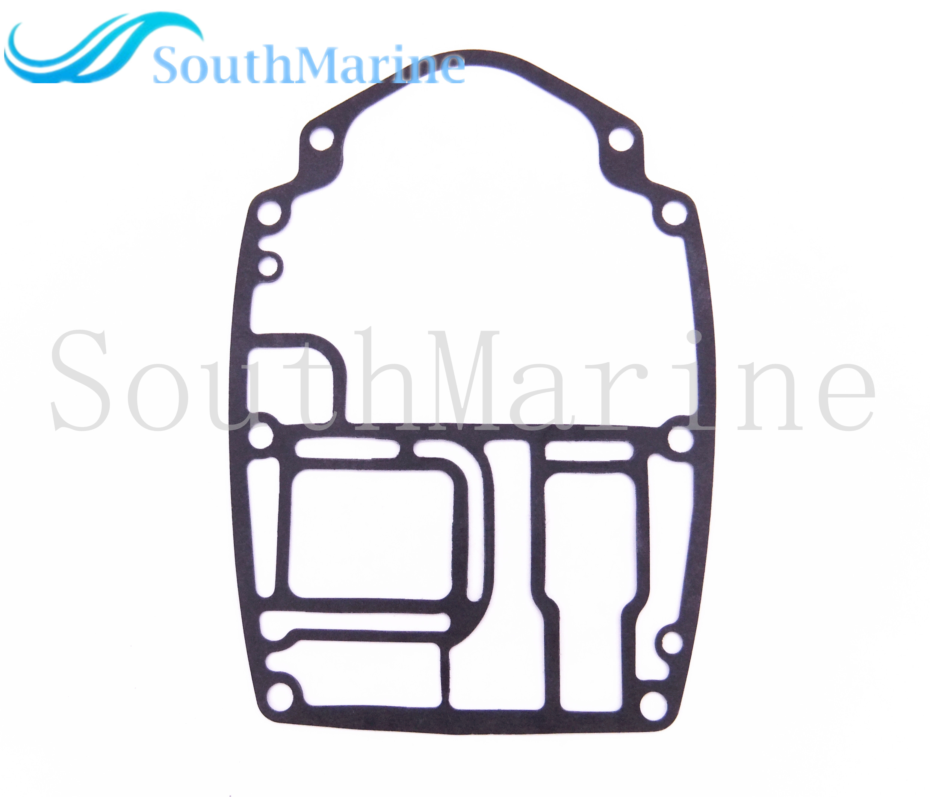 outboard engine 66t 45113 a0 upper casing gasket for yamaha 2 stroke 40hp 40x e40x boat motor free shipping [ 3105 x 2664 Pixel ]