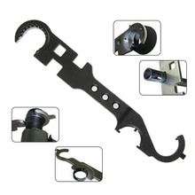 AR15 / M4 Tool Wrench Y36-A Field Multi-function Combat Tools Steel Spanner Tactical Multi Barrel Wrenchs US