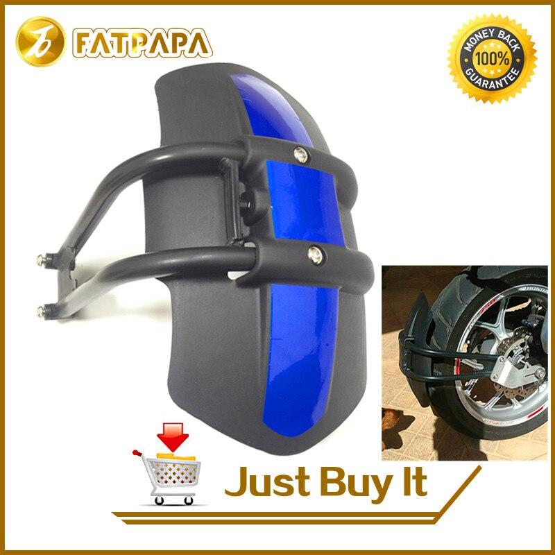 CNC Aluminum Motorcycle Accessories rear fender bracket motorbike mudguard Fit For Benelli 250 300 600 BJ / BN Rear fender