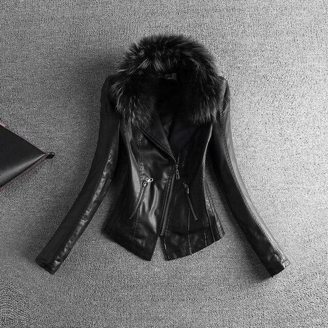 Mujer Offre En Femmes Spéciale Cuir 2018 Veste Cuero Chaquetas De xSwOX1pq
