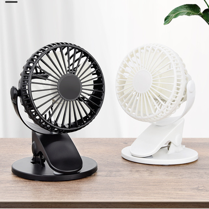 Portable Mini USB Fan Desk ABS Electric Computer Table Home Office Handy Small Desktop Cooling