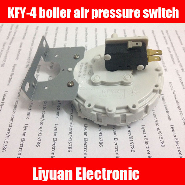 free shipping KFY 4 boiler air pressure switch / water heater ...