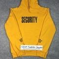 2017 джастин бибер цели тур страх божий Безопасности логотип печати orange руно хлопок с длинным рукавом пуловер с капюшоном