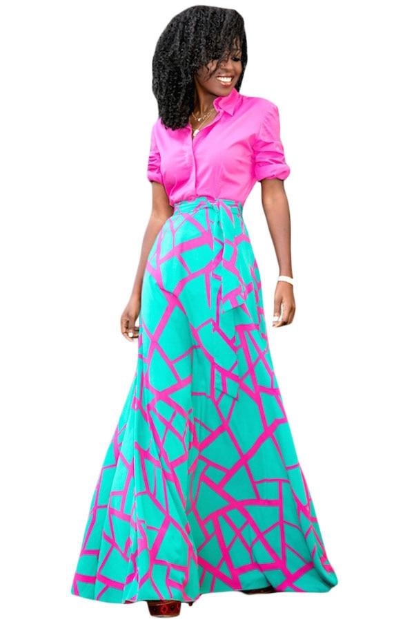 Online Get Cheap Flowy Maxi Skirt -Aliexpress.com | Alibaba Group