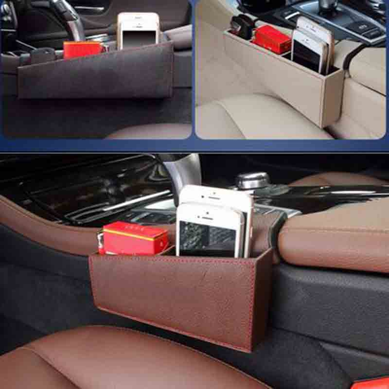 Automobile cabin seat side store content box classification For BMW F10 520i 525i 528i 535i 530i 2011 2012 2013 2014 2015