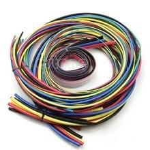Heat Shrink Tubing 11 sizes 6 Colours Tube Sleeving Pack, 55M/Set