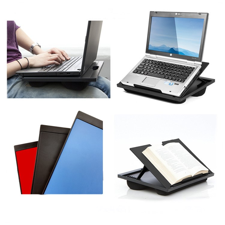 Adjust Height Laptop Table Folding Notebook Desktop Stand With Support Bed Laptop Tray Desk Study Write Desk Chrismas Gift Kids