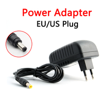 AC110-240V DC 5V 6V 9V 12V 1A 2A  3A Universal Power Adapter Supply Charger adapter Eu Us for LED light strips