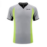 SANHENG Basketball Referee Jerseys Professional Mens Basketball Referee Uniform Custom Referee Judge Jersey Grey Shirt 282
