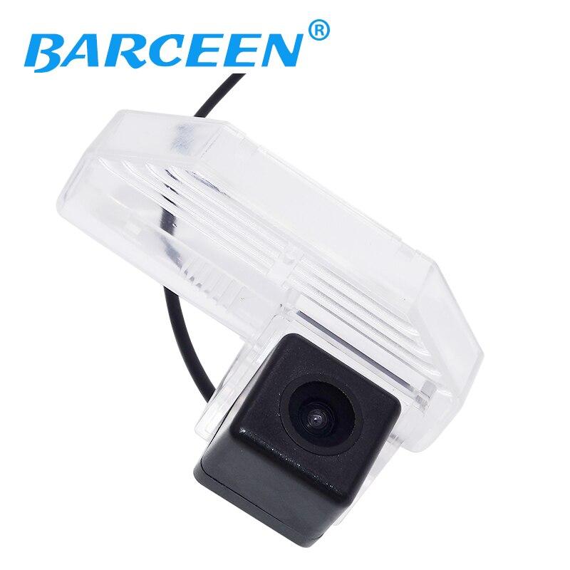 Free shipping HD waterproof backup reverse parking car rear view camera for Mazda 6 2009 2011