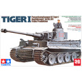 TAMIYA scale plastic model 35216 1/35  scale tank German tank Tiger I  Assembly Model kit Modle building scale tank vehicle kits