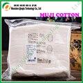 Mais novo pacote Muji algodão 60 * 50 mm 180 pcs para bobinas de cigarro eletrônico com preço mais barato