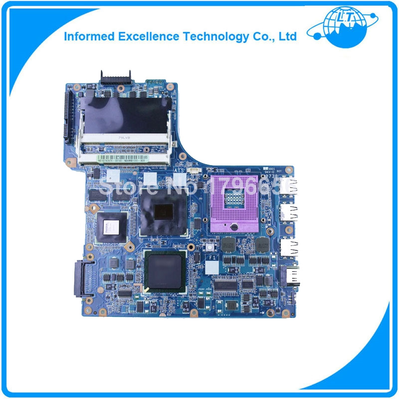 Free shipping Laptop motherboard for Asus U6S fully tested 100% work well