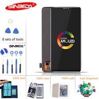 6,28 AMOLED для Oneplus 6 ЖК дисплей сенсорный экран с рамкой дигитайзер Замена для Oneplus 6 экран для Oneplus 1 + 6 lcd