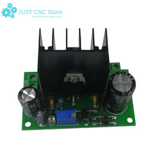 LM317 DC-DC 4.2-40V To 1.2-37V  Adjustable Voltage Linear Regulator Power Supply Step Down Buck Converter Board Module стоимость