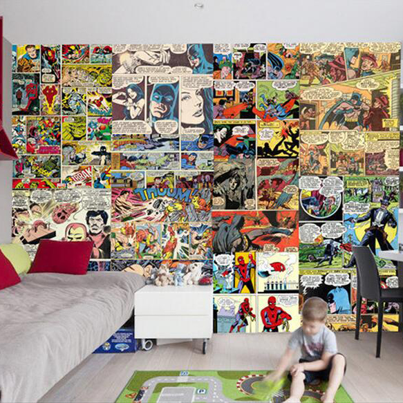 Compare prices on kids treehouse online shopping buy low for Colocar papel mural