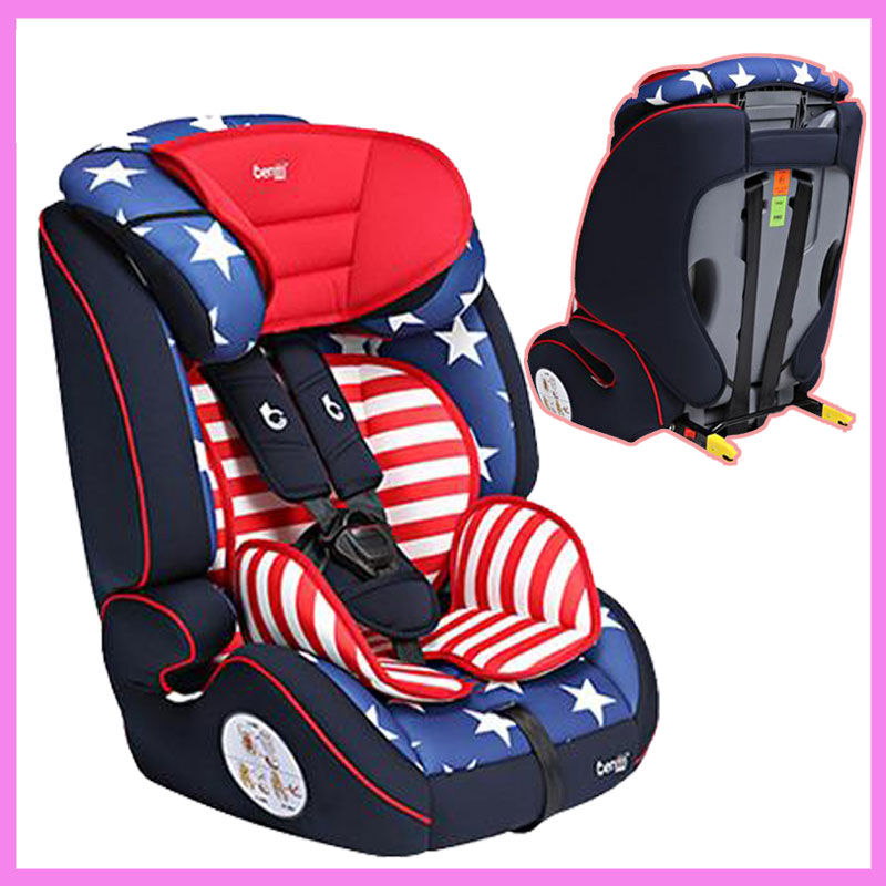 Brand Quality Portable Baby Child Car Safety Seat Travel System Booster Cushion Chair Baby Boys Girls Seat 9 M~12 Y new hot 13cm sailor moon action figure toys doll collection christmas gift with box