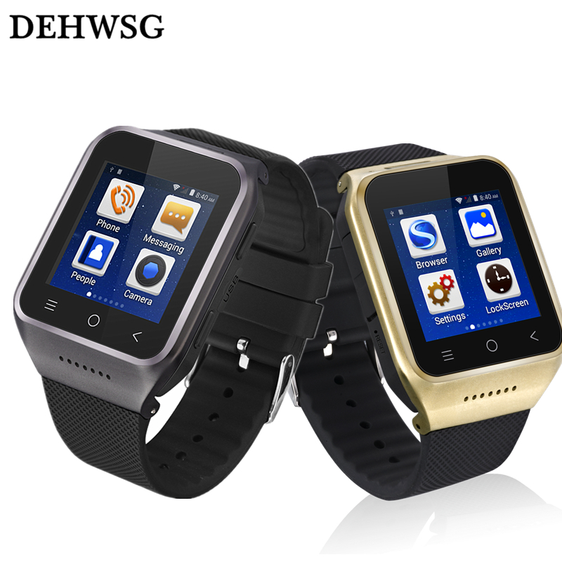 DEHWSG S8 Smart Watch men Android 4.4 Dual Core Bluetooth Electronics 512MB+4GB GPS Email WiFi MP4 FM Phone Record Smartwatch стоимость