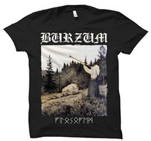 FILOSOFEM BRZM T SHIRT Black Metal Mayhem Darkthrone Bathory Emperor Immortal Mens Tops Cool O Neck T-Shirt Top Tee Plus Size