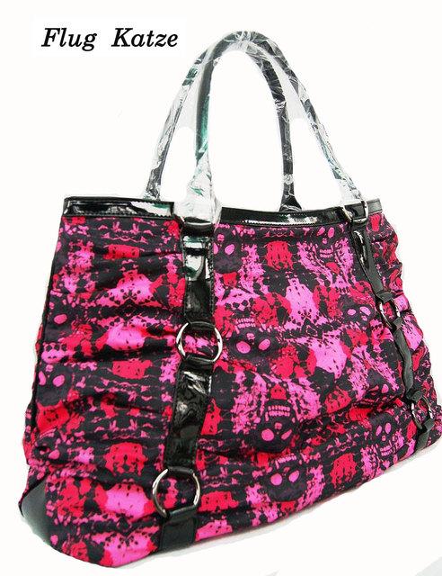 Fashion flower women bag Skull Rose single shoulder bags luxury handbags women handbag shopping bag dollar price