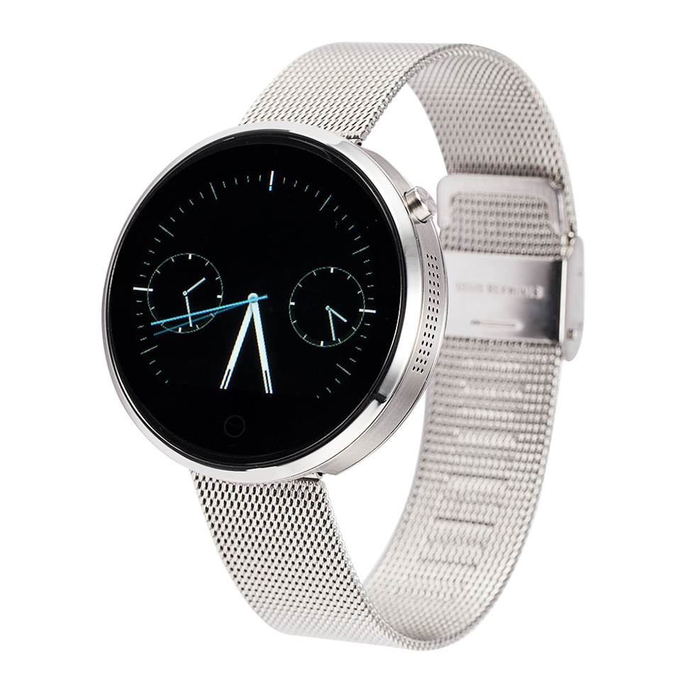 Hot sale! Bluetooth Smart Watch MEAFO DM360 Fashion Heart Rate Monitoring Wristwatch Wrist Smartwatch For Apple IOS Android Phon hot sale meafo f2 smart watch original bluetooth wrist smartwatch camera 1 22 heart rate for android ios smartwatch pk no 1 s